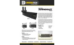 Industrial Downdraft Tables - Brochure