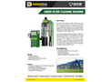 Green Filter Cleaning Machine – Brochure