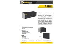 T Series Ambient Air Cleaners - Brochure