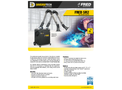 Fred SR2 Dual Arm Fume Extractor - Brochure
