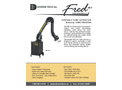 Fred JR-T Portable Fume Extractor - Brochure
