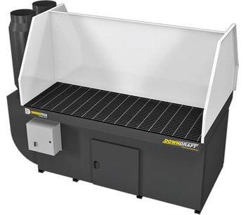 Diversitech - Model DD 4x6 - Downdraft Table