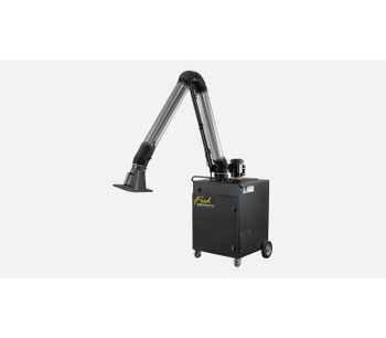 Diversitech - Model Fred SR - Self Cleaning Extractor