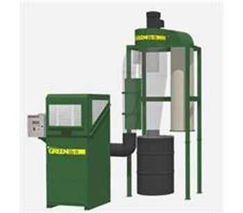 Diversitech - Model GFCM - Green Filter Cleaning Machine