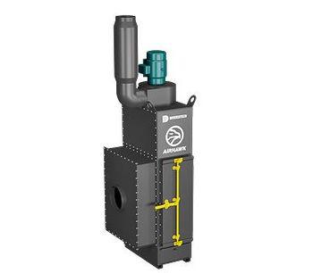 Diversitech - Model Filterhawk - Series of Cartridge Dust Collectors