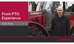 Why choose a Zuidberg PTO? | Experience of onion farmer Arts | Zuidberg Frontline Systems - Video