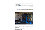 CLRS-30 - Fully Automatic IX Rinsewater Recycle System Brochure