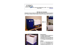 MRS - Plate- Out Cell System Brochure