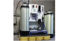 Sirco - Model PS-10 NDT - Rinse Water Recycle System