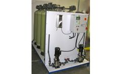 Sirco - Model CLRS - 15M - Semi Automatic Closed Loop Ix Water Recycle System