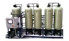 Sirco - Model CLRS-20 - Fully Automatic Dual Train IX Rinse Water Recycle System