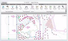 Version F/X - Irrigation Design Software