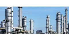 Chemical water treatment for refinery