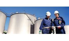 Chemical water treatment for petrochemical