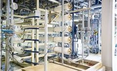 Water treatment chemicals solutions for electronics industry