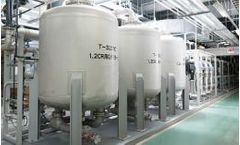 Water treatment chemicals solutions for beverage industry