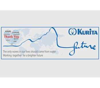 Kurita's biofouling prevention for Cooling towers