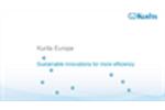Kurita Europe Company Presentation- Brochure