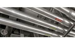 Industrial shredders system for plastic shredding sector