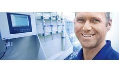 Kurita - Model S.sensing MX - Modular Analyzer System for Cooling Water Applications