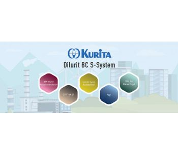 Kurita Dilurit - Model BC S - State-of-the-art Dosage System