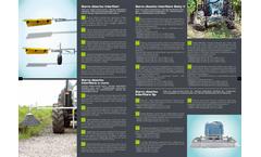 Inter-Row Weed-Control Boom Brochure
