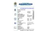 Envirosoft Technical Specifications Datasheet