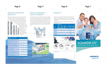 Ultraviolet Systems (UV) Water Disinfection Units Brochure