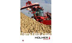 HOLMER Terra Felis - Model 2 ECO - Optimum Cleaning Machine - Brochure