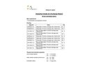 Analytical Grade Ion Exchange Resin Product Brochure