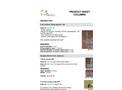 Column accessories Brochure