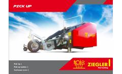 Pick-Up-System - Brochure