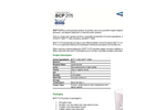 AMSA BCP 2175 - Cleaning Fouled Systems - Datasheet