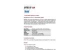 DTEA II™ SR - Product Data Sheet