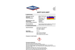 DTEA II™ SR Plus SC - Safety Data Sheet