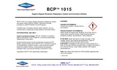 BCP™ 1015 Label