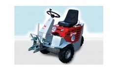 Westermann - Model Cleanmeleon 2 ELECTRIC - Innovative and Battery Driven Self-drive