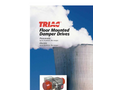 Pneumatic and Electric Floor Mounted Damper Drives Brochure