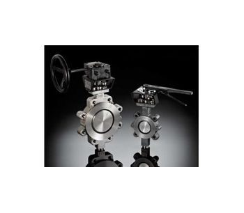 Power-Seal - High Performance Butterfly Valves