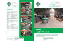 Moov - Model Pro - Feed Pusher Brochure