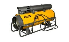 Wilms - Model 1221140 - BV 140 - Indirect Fired Oil Heater