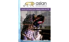 Aslan Technologies Company Profile Brochure