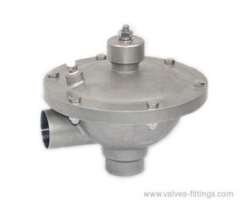 Adamant Valves - Model AV-8 - AV-8 Sanitary Constant Pressure Valves