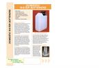 Domestic Water Softeners Datasheet