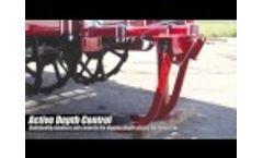 Amity 2700 12-row Harvester - Video