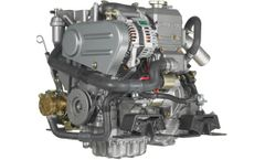 Yanmar - Model 2YM15 - Sailboat and Small Craft Engine