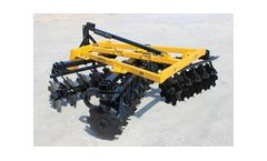 Model LTF - Lift Double Offset Harrows