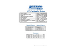Anderson - Model CF Series - Carhauler Trailer - Brochure