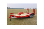 Anderson - Model 3T Series - Equipment Trailers