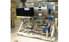 VRTX - Chemical Free Cooling Water Treatment Systems